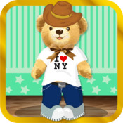 Cute and Cuddly Teddy Bear - ADVERT FREE Dress Up Game