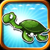 Sea Turtle Slider - Underwater Escape Challenge