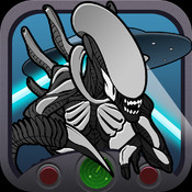 AR Earth Invasion HD - Augmented Reality Shooting Game