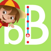 "Learn Uppercase Letters : Extra part of ""Read With Pen"" series - apps that will teach your toddler to read!"