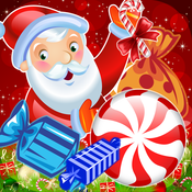Santa`s Candy Match Mania - Sweet Christmas Connect FREE!