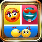 Emoji 2 Emoticons + InstaCollage - Pic Frame & Pic Caption for Instagram + New Symbols & Icons