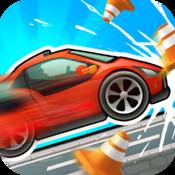 Reckless Car Stunts - Best Sports Car Hill Run & Bike Multiplayer Fun Racing Games