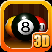 Pool 3D HD Lite national billiards tournaments