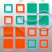 SquareBlockPuzzle h r block mobile