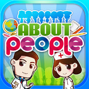 ABC School Series 2 About People Pre-School Learning (No Advertisement) chase law school