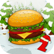 Mad Burger 2-Hello,Burger&Funny Restaurant. sky burger