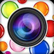 Bubble Pic Frames - Circular Pic Collage for Instagram & more