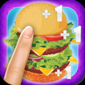 A Burger Clicker Speed Mania - Quick Tapping Game - Free Version sky burger