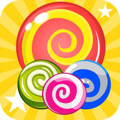 Candy Soda Pop HD-The best free match 3 puzzle game for kids and girls