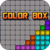 Color Box Game - Free puzzle for tetris type game lovers