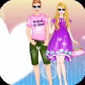 Summer Honeymoon Dress Up