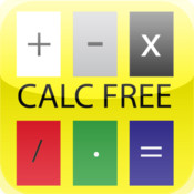 Calculator with Colors for iPad FREE