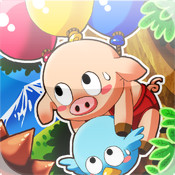 Ballooning Pigs for iPhone/iPad
