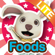 Baby Flashcards!: Foods Lite