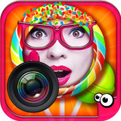 iMake Lollifaces-Lolliface Maker by Cubic Frog Apps