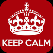 Calm It! - Keep Calm & Make your Own Posters and Share
