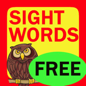 Sight Words Flashcard Lite Free - for kids in preschool, pre-k, kindergarten and grade school free words
