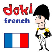 Learn Basic French with Doki for iPhone