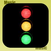 Traffic Light Music Player