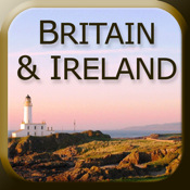Top 100 Golf Courses of Britain and Ireland kathy ireland bedding