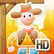 Hangman for kids HD - A classic Hangman game in 5 languages