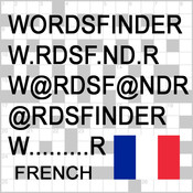 WordsFinder for crossword, puzzle, wordfeud and rhyme words