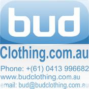 BUD CLOTHING Custom Design Clothing ross clothing store