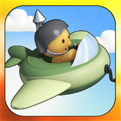 Alex Airplane Race Free - The Fun Flying Game