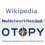 Wikipedia NoNetworkNeeded