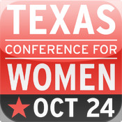 Texas Conference for Women for iPad
