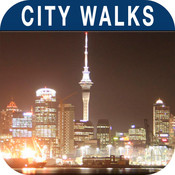 Auckland Walking Tours and Map