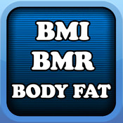 BMI - BMR - Body Fat Percentage Calculator