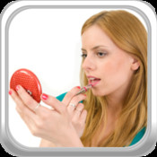 Magnifying Mirror Free for iPhone 4 and iPod Touch 4G
