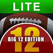 Big 12 Football Lite Edition for My Pocket Schedules pocket edition lite