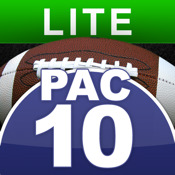 Pac 10 Football Lite Edition for My Pocket Schedules pocket edition lite