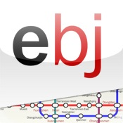 Explore Beijing Subway map subway