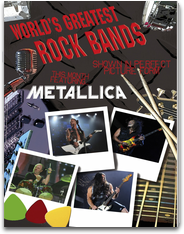 World`s Greatest Rock Bands Magazine artcarved wedding bands