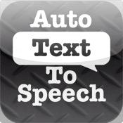 AutoTTS PRO Text-To-Speech + Ringtones ringtones text