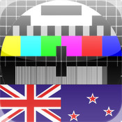 Television for New Zealand for iPad