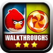 Guide for Cut the Rope / Cut the Rope Holiday Gift / Angry Birds / Angry Birds Rio / Angry Birds Seasons (Halloween, Christmas, Valentine, St. Patricks) & Golden Eggs mad birds pursuit