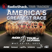 Amgen Tour of California Tour Tracker free live mobile tracker