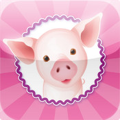 Animal sounds for toddlers: Oink, Oink! What sound does that animal make? virtual animal