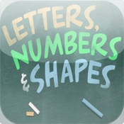 Letters, Numbers and Shapes