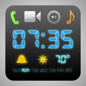 Alarm Clock Master for iPad -(Ringtone Designer,Digital Photo Frame,Music Alarm) automatic alarm