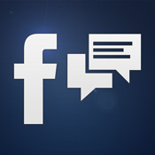 FaceBook Talk for iPad + PUSH (Facebook chat cl... facebook sender
