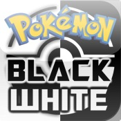 Pokemon Black and White App pokemon black version