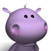 Talking Baby Hippo for iPad