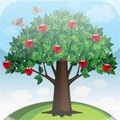 Apple Tree - Hangman For Kids