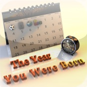 The Year You Were Born Lite Edition